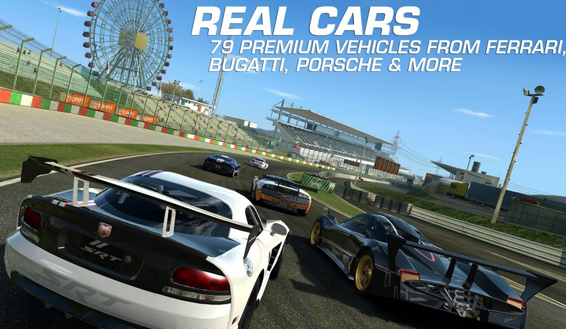 Game Real Racing 3 - Game Android Terlaris