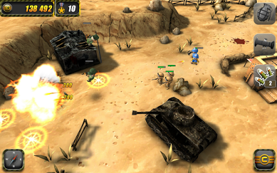 Tiny Troopers 2 V1.3.8 MOD Apk + DATA