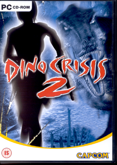 Dino Crisis 2 PC Game Full Español Gratis