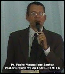 Pr. Pedro Manoel dos Santos