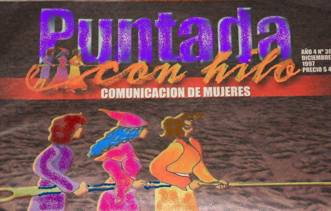 PUNTADA CON HILO