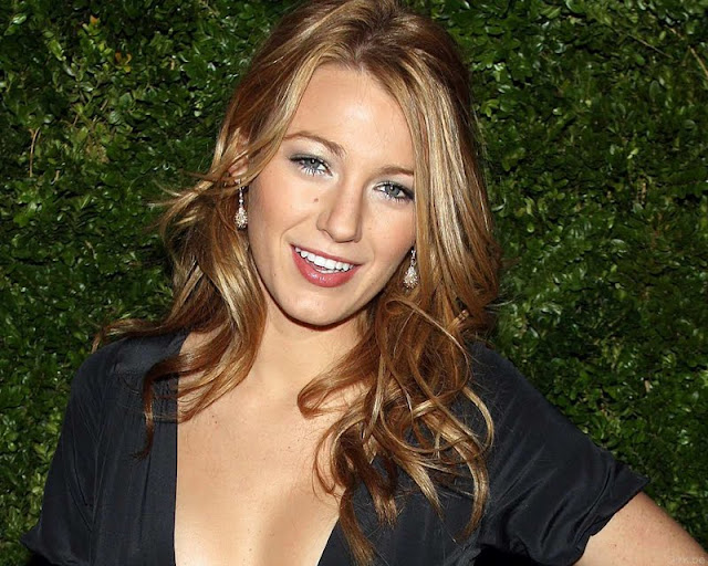 American Actress Blake Lively