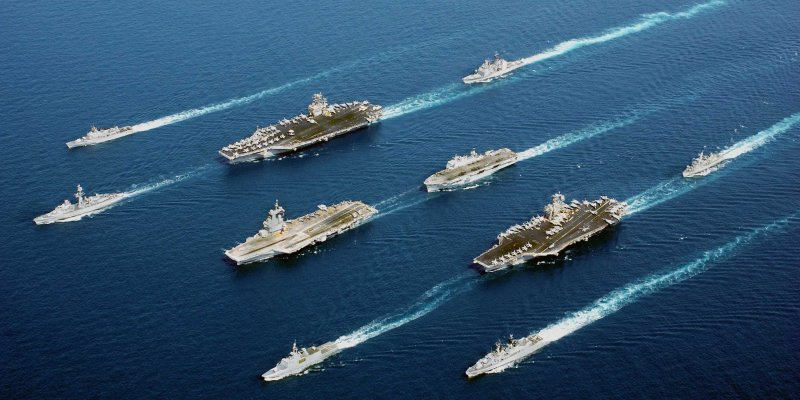 The Most Powerful Militaries In The World - World's most powerful military countries 2013