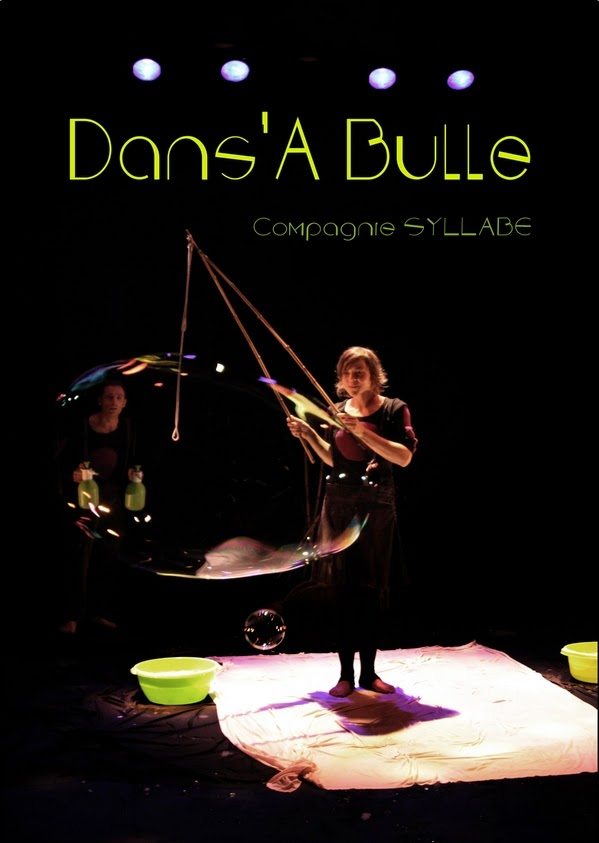 Dans' A Bulle - compagnie Syllabe