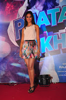 Ileana in Spicy Short Skirt at the song launch of movie Phata Poster Nikala Hero
