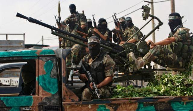 Media Israel Dakwa Hamas Jalankan Latihan Tentera Di Malaysia