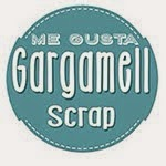 Gané el reto de febrero de Gargamell Scrap:
