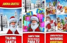 Felicitaciones Navideñas: app que permite saludar a familiares y amigos en navidad (Android).