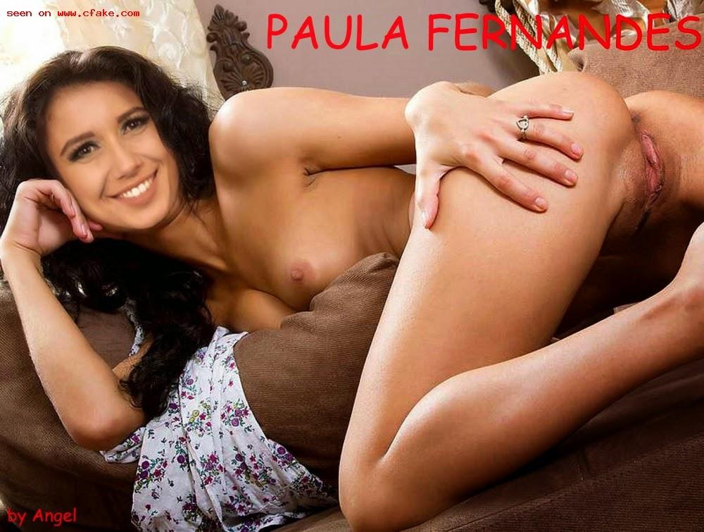 Paula Fernandes Pelada Nua