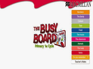 THE BUSY BOARD