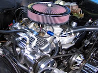 Clean Chevy engine to increase bidding on Trademe NZ auction