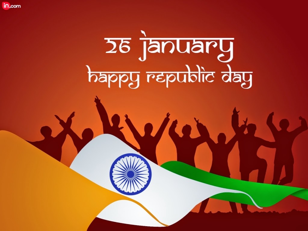 India Republic Day 2015 Facebook Greetings Whatsapp Messages