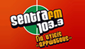 SENTRA FM LOGO