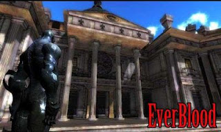 Screenshots of the EverBlood for Android tablet, phone.