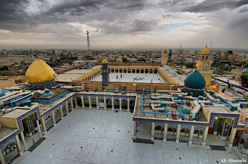 Sekilas Sejarah Kufah, Awal Mula Islam di Irak