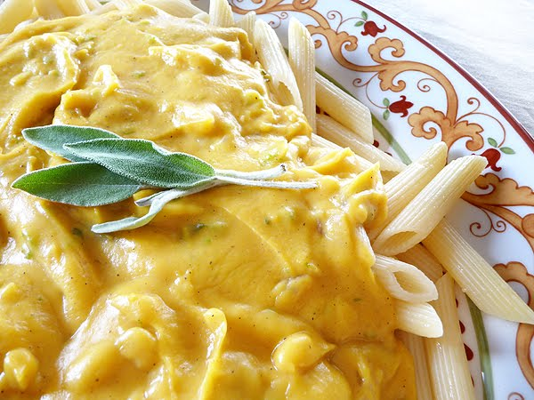 Pasta With Butternut Parmesan Sauce Recipes — Dishmaps