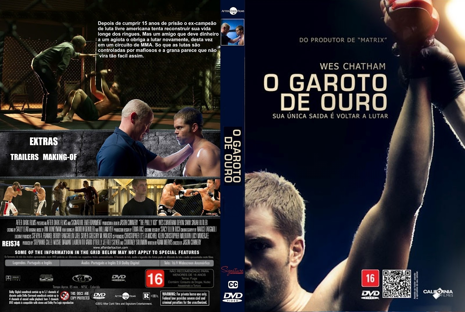 Imagens O Garoto de Ouro Torrent Dublado 1080p 720p BluRay Download