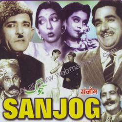 Sanjog 1943 Hindi Movie Watch Online