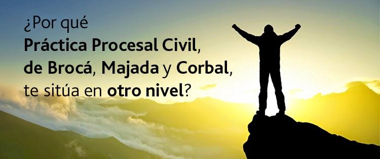 Práctica Procesal Civil, de Brocá, Majada y Corbal.