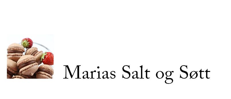 Marias Salt og Søtt