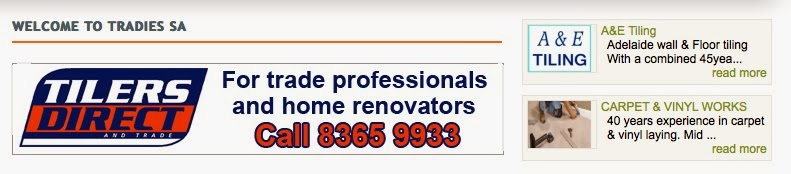 Our display and banner ads are affordable and easy to set up for Adelaide tradies