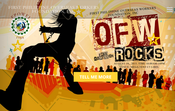 ofw rocks foundation