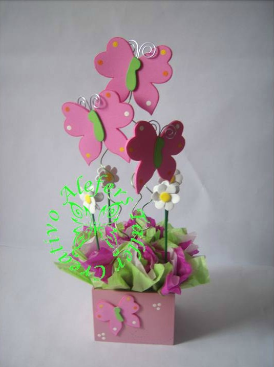 Alefers Tienda On Line: MARIPOSAS Y FLORES