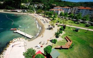 Kocaeli Altınkemer Plajı