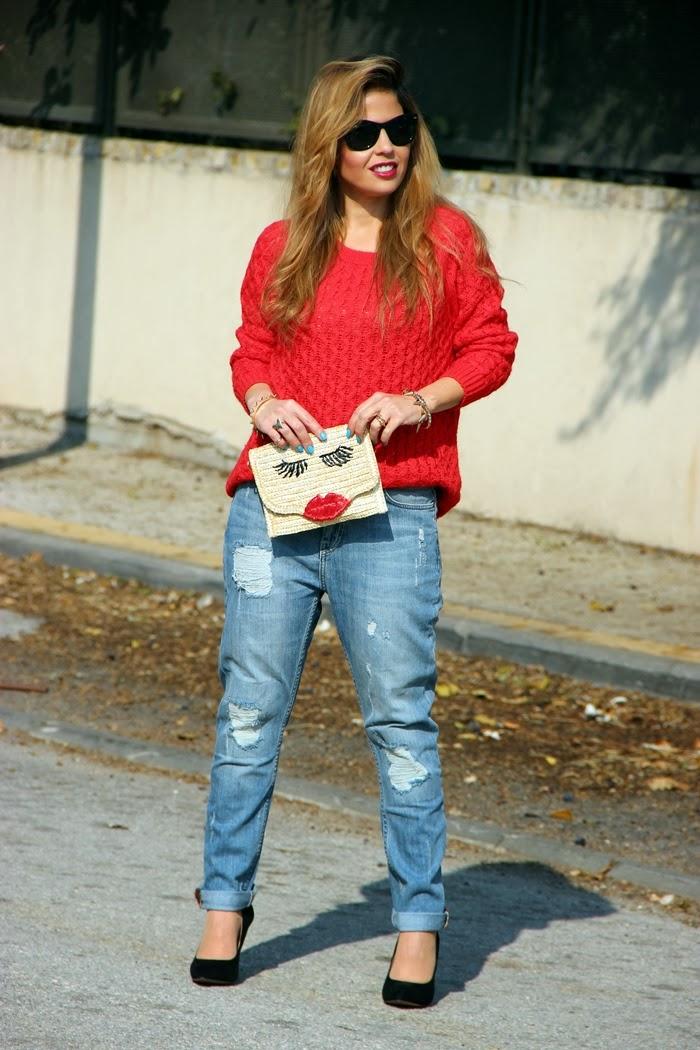 בלוג אופנה Vered'Style לא קלאץ', קלאצ'ית!