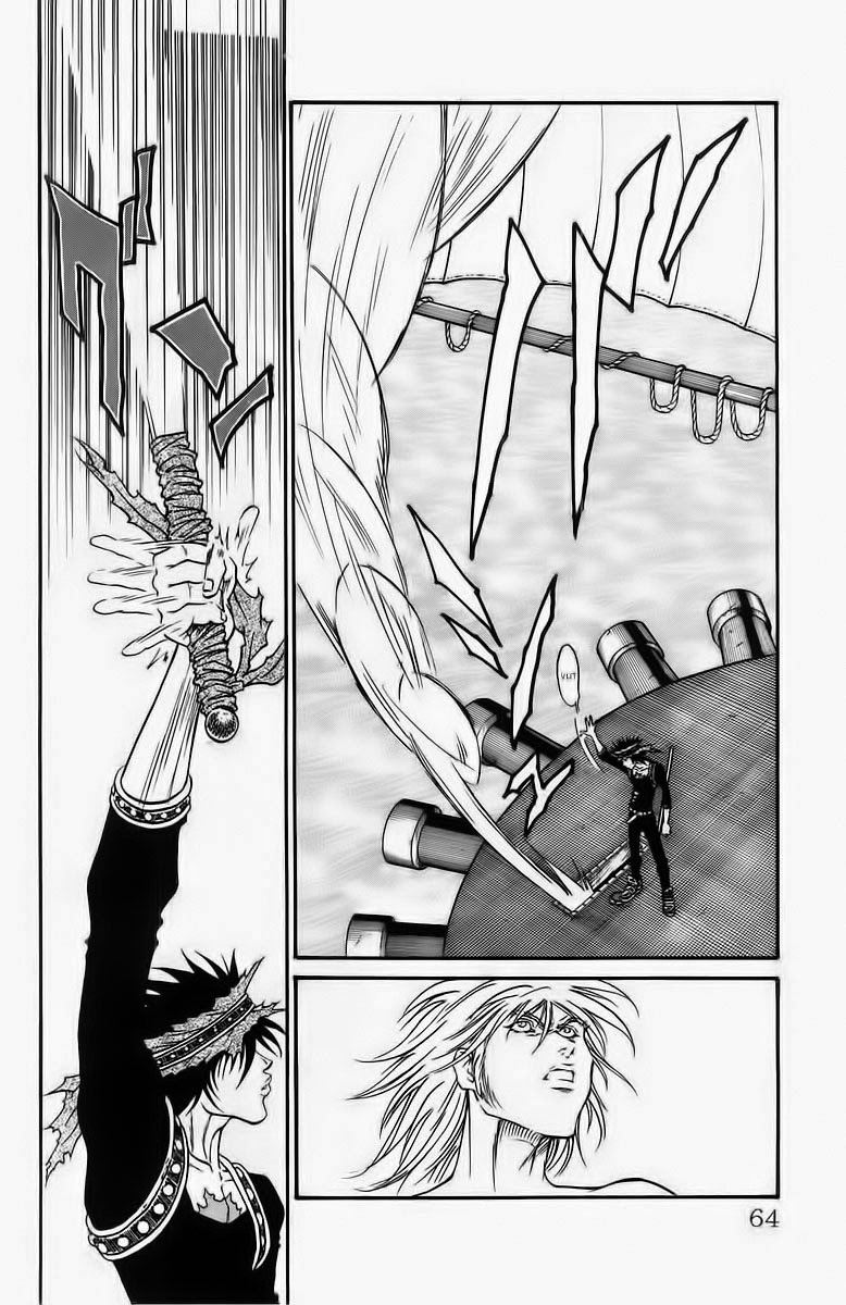 Vua Trên Biển – Coco Full Ahead chap 225 Trang 17 - Mangak.info