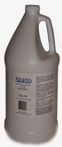 DMSO liquid for horses