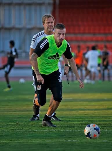 Pune FC sign Australian Striker Mirjan Pavlovic