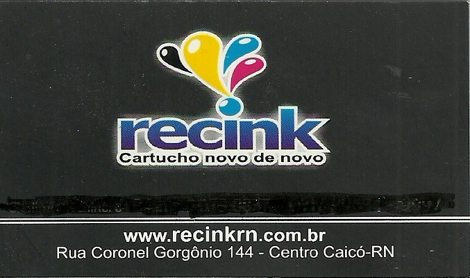 RECINK - Rede Credenciada