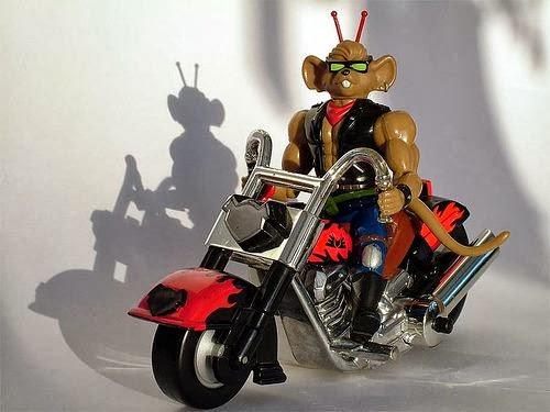 Te lo ricordi mica biker mice da marte