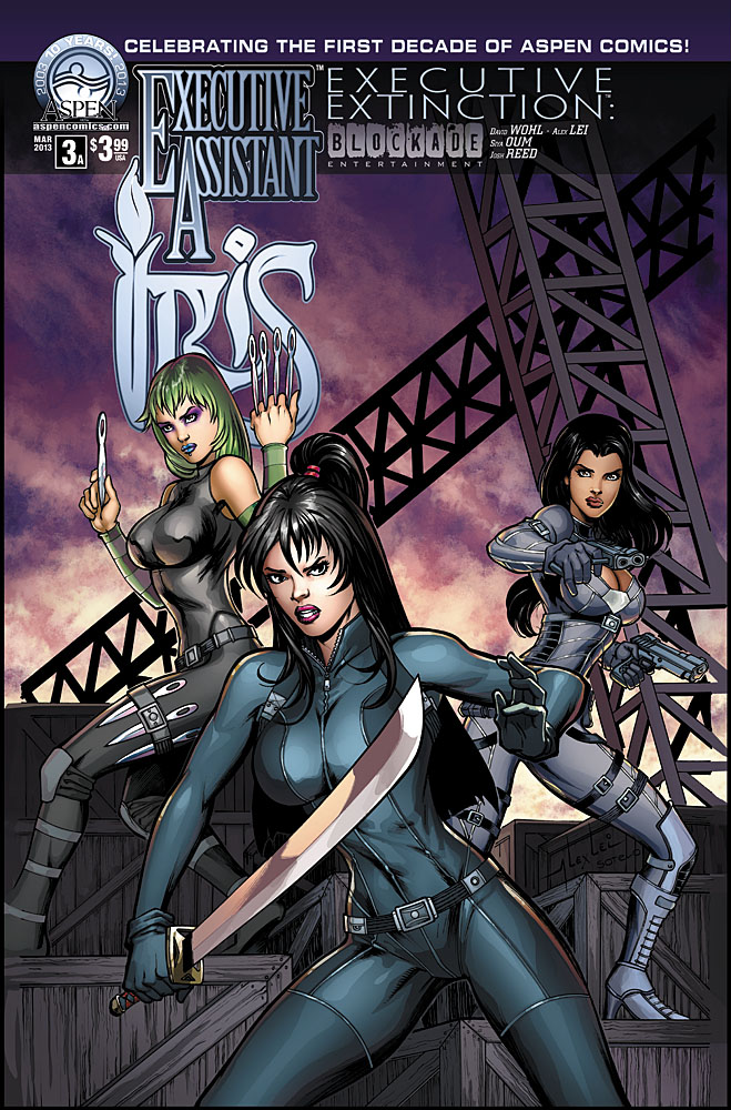 Preview: Executive Assistant: Iris #3