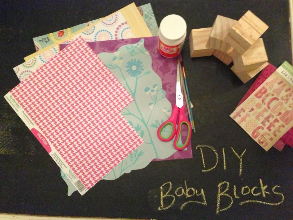 gender neutral diy baby shower gift ideas
