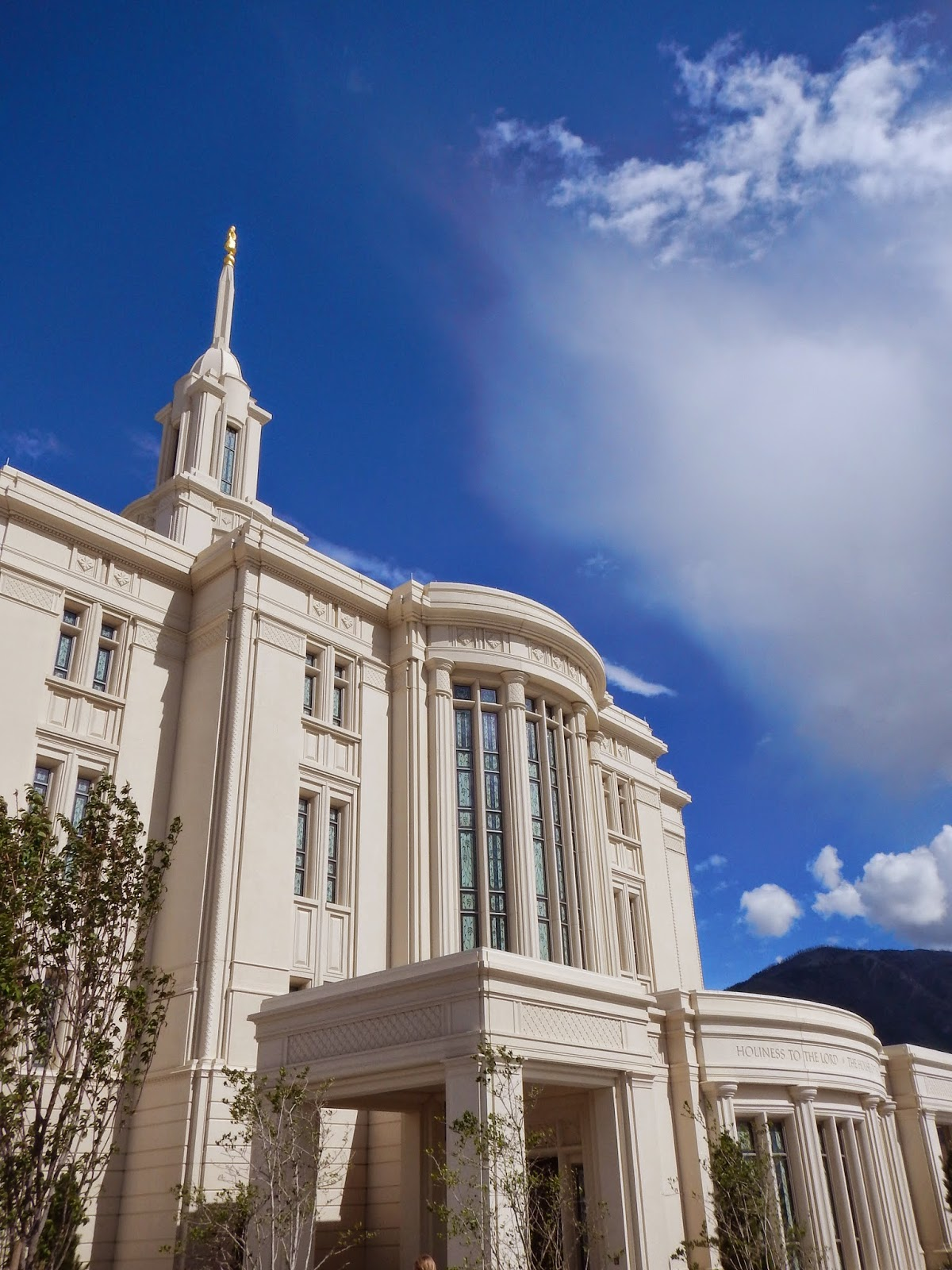 Payson Temple Open House
