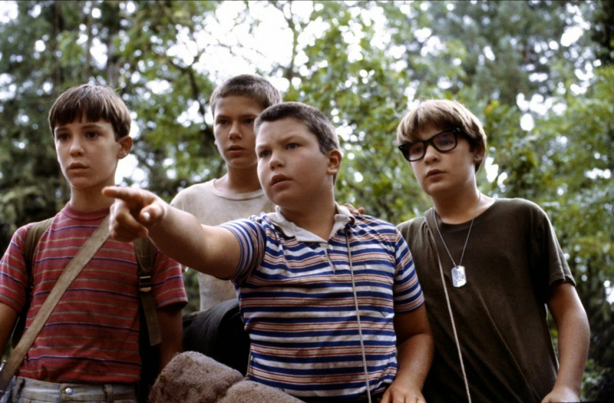 Stand By Me, Best Coming of Age film, coming of age, Top 10s, movies, films, classic films, cult films,