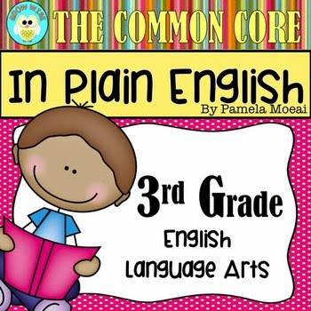 ELA CC Resource - 3rd Grade
