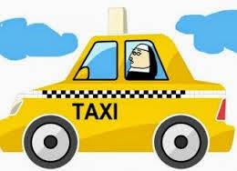 Chiste religioso, monja , taxi.