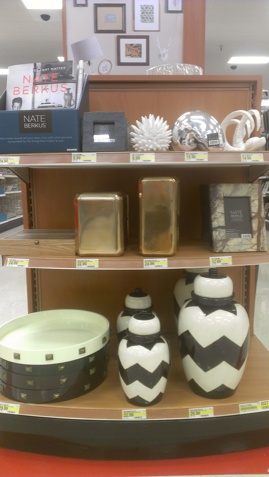 Stuck On Hue Fun Finds The Nate Berkus Collection At Target