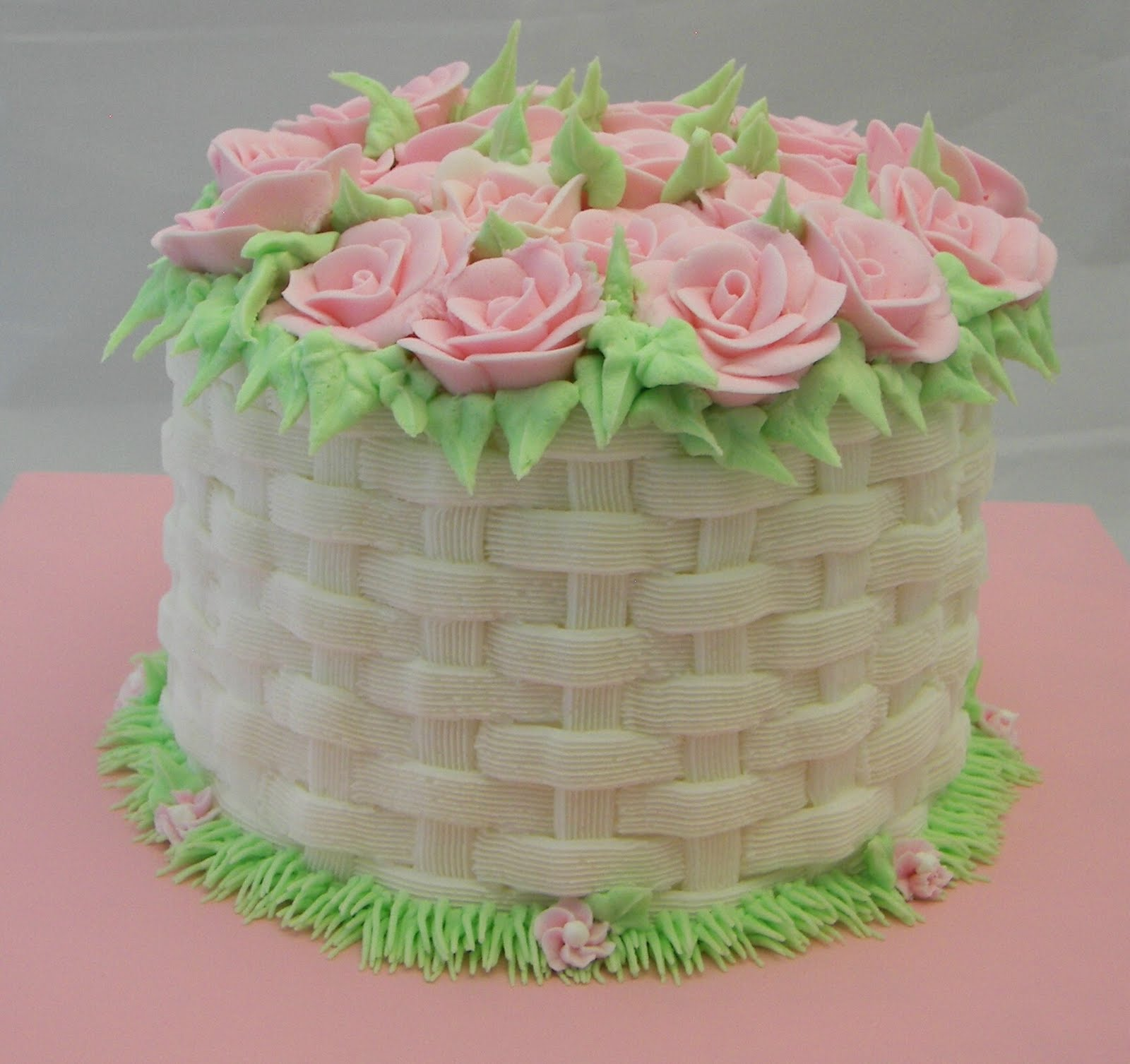 The Icing on the Cake: MAY CLASSES!!! Mothers Day cake ...