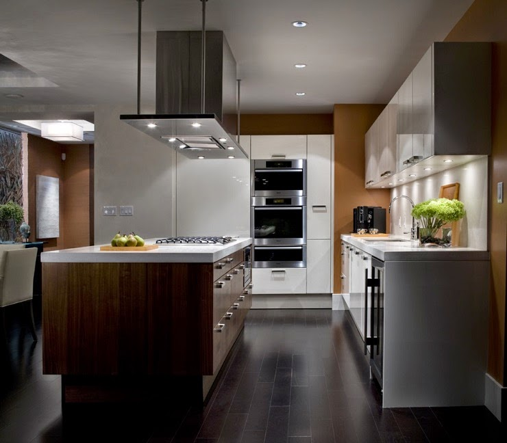 Contemporary Kitchen Design Vancouver | Patricia Gray