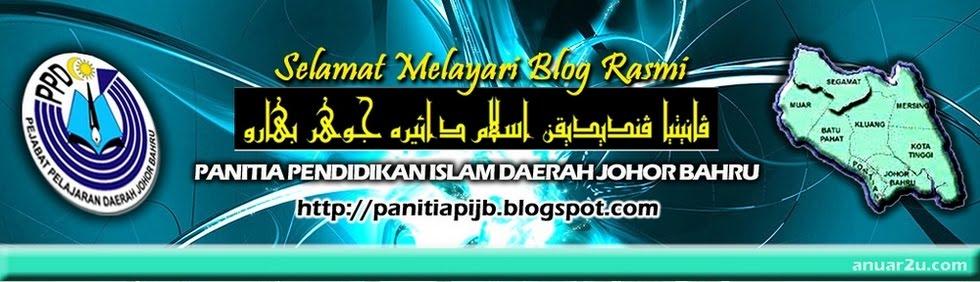 PANITIA PENDIDIKAN ISLAM JB