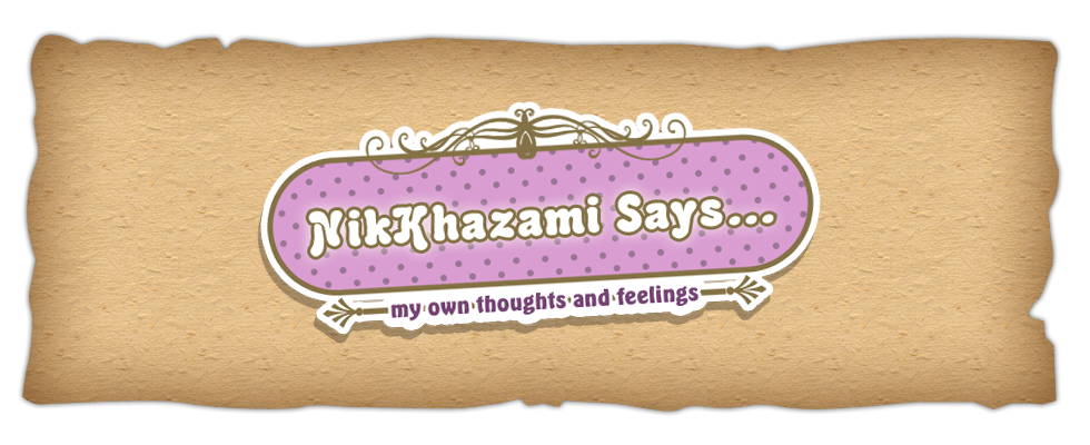 NikKhazami Says 