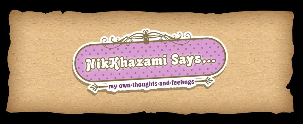 NikKhazami Says