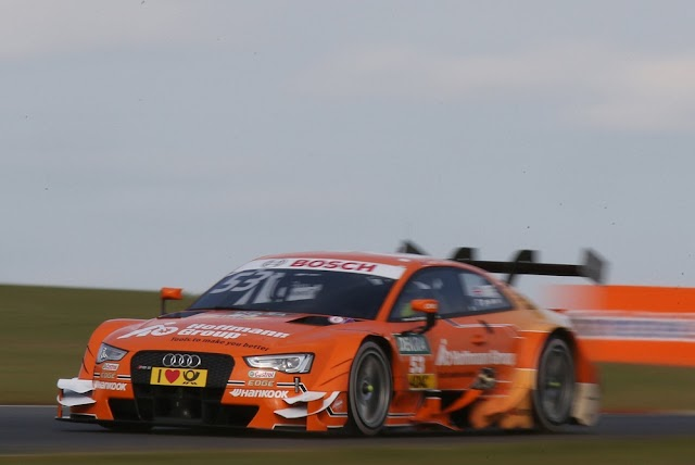 DTM: Jamie Green third fastest in Moscow Raceway qualifying 1