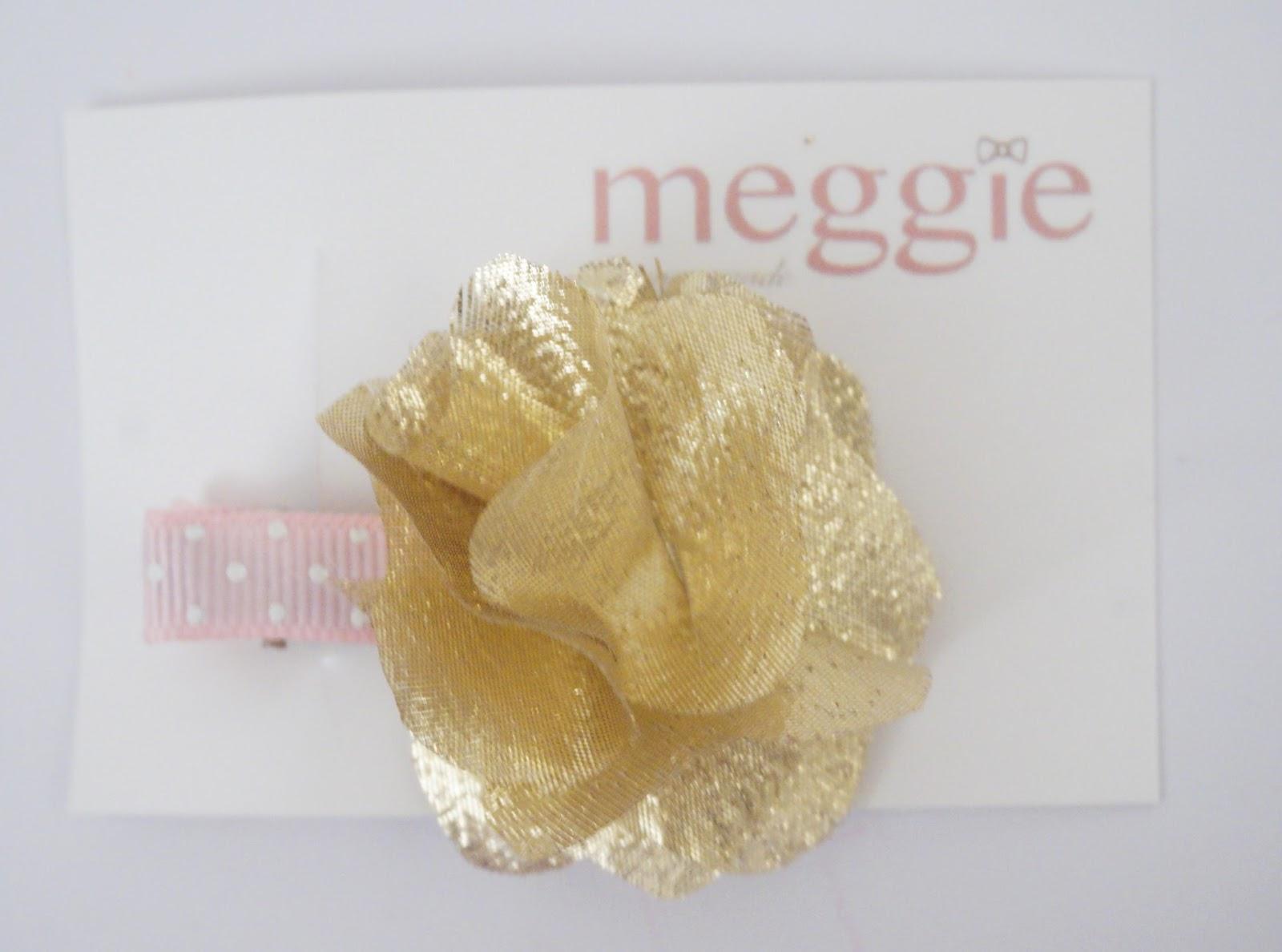 meggie meg-made Etsy: Elfie flower clip