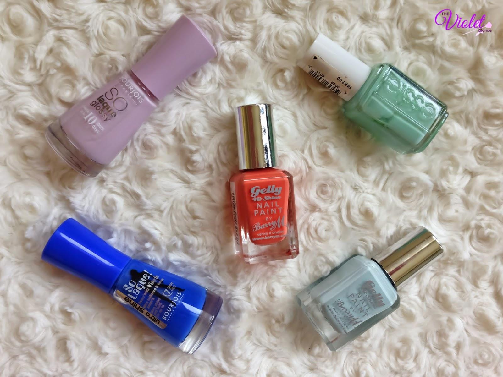 top nail polishes