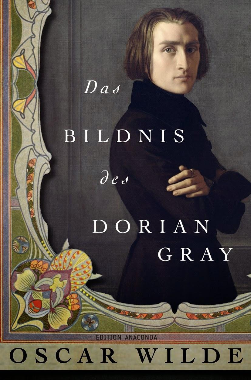 Cover - Das Bildnis des Dorian Gray von Oscar Wilde
